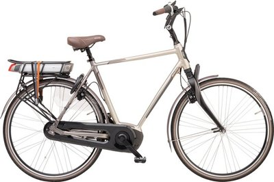 Sparta E-bike ION M8i Ltd incl. 600wh He Champagne/Black
