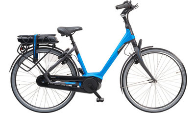 Sparta E-bike M8B Da Be-onebleu/Black matte